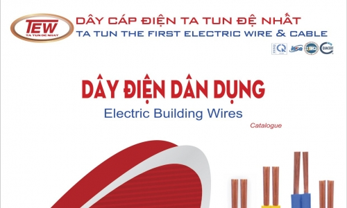Catalogue of Electric Building Wires