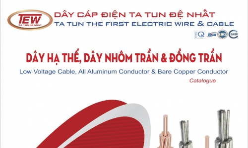 Catalogue of Low Voltage Cable, Aluminum Conductor & Bare Copper Conductor