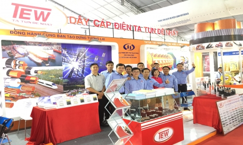 VIETBUILD Exhibition 2016 08