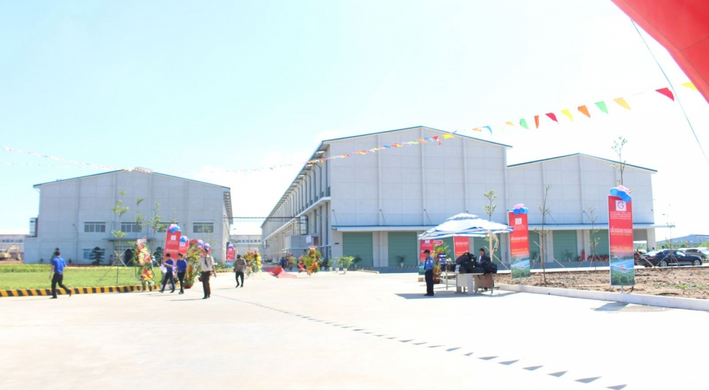Kim Bao Son Factory